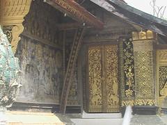 Architectural Detail, Wat Xieng Thong