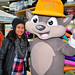 Pan Am's Pachi at Dean Myers Chevrolet