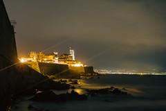 Antibes at Night (bfcnz) Tags: longexposure travel france night mediterranean cotedazur roadtrip antibes