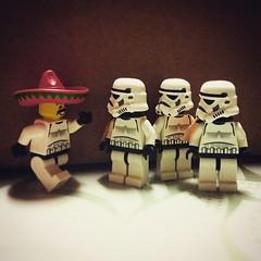 Taco Tuesday!!! (Cheap Bricks) Tags: starwars lego bricks stormtrooper minifig minifigure afol legophotography