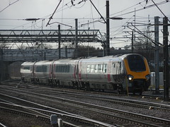 220016 (Boothby97) Tags: br diesel lincolnshire crosscountry doncaster eastcoastmainline dmu ecml dieselmultipleunit class220 220016 doncasterrailwaystation