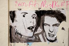 Konny (dprezat) Tags: streetart paris painting nikon punk tag graf peinture rotten sexpistols vicious bombe d800 pochoir sidvicious johnnyrotten konny steding aérosol nikond800