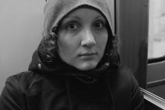 KLDE9749_S (Konrad Lembcke) Tags: life street portrait people urban bw white black berlin station germany subway photography europe fuji daily u commuter bahn xt1