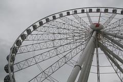 Wheel of Brisbane (Jesse Boyce Photography) Tags: wheel circle amazing 7 ferris brisbane southbank seven