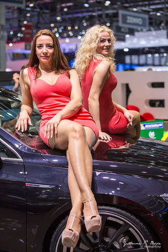 Hostess - Geneva Motor Show 2015