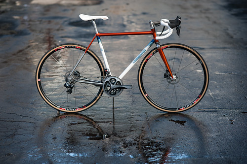 Di2 Disc Road Bike