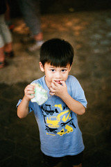 ( / LINUS) Tags: boy film kid nikon cambodia child f100 siemreap