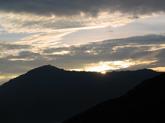 Sunrise over Kawah Tengger