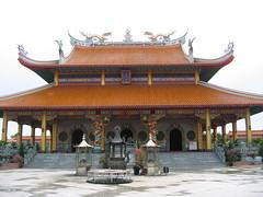 San Ching Tian Temple Miri