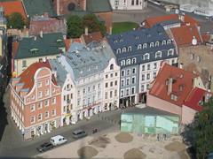 Riga's Homes