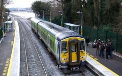 Irish Rail 2716/2609 at Fota. (Fred Dean Jnr) Tags: cork railcar alstom irishrail tokyu fota iarnrodeireann dieselmultipleunit 2609 2716 2600class february2009 2700class fotastationcork