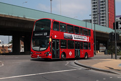 Route 69, Tower Transit, VN36292, BX12CVM (Jack Marian) Tags: bus london buses towertransit