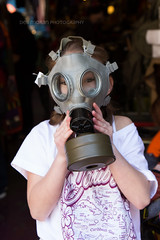 Are You My Mommy? (dmoranphotog) Tags: neworleans nola gasmasks lowerquarter springbreak2016