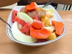 水果+芋園冰