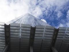 Skyscrapper (LoriXavi) Tags: london architecture sky city skyscrapper glass