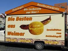 Die Besten aus Weimar (muckypuppy) Tags: deutschland germany thringen thuringia weimar bratwurst sausage essen food
