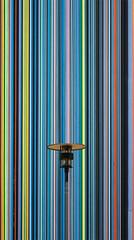 All colors (jefvandenhoute) Tags: light paris france lamp colors lines sony shapes ladfense rx10 photoshopcs6