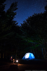 Getting Away From it All (mhoffman1) Tags: visitpa a7r alpha astro astrophotography campground camping campsite clearskies evening forest lantern mountainhardwear night optic25 padcnr pastatepark poconos rickettsglen sony starrynight stars tent wildernessvisitpaparks
