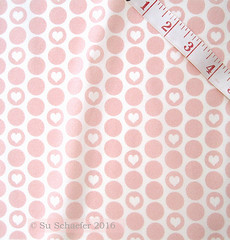 'Valentine special: tiny hearts in rose polka dots on white': on basic cotton (Su_G) Tags: valentinespecialtinyheartsinrosepolkadotsonwhite tinyheartsinrosepolkadotsonwhite rose polkadot polkadots sug spoonflower swatch basiccottonultra valentinespecial tinyhearts pink rosepink rosequartz pinkandwhite romantic pretty prettywallpaper wallpaperhearts love quirky girlish 2016 prettypink