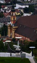 2016-07-16 (Gim) Tags: innsbruck bergisel bergiselschanze stiftwilten stiftskirche alpes alps alpen alperna tirol tyrol sterreich autriche austria sterrike strig gim guillaumebavire