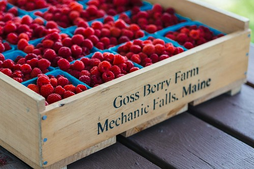 Visit to Goss Berry Farm