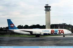 Beta Cargo - PP-BRI (Aviacaobrasil) Tags: betacargo boeing707 fbiofonseca