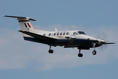 2016-07-19-008FD ZK452 (BringBackEGDG) Tags: newquay stmawgan beechcraft beech b200 super king air royalairforce zk452