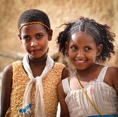 Ashenda Girls (Rod Waddington) Tags: africa african afrika afrique adigrat ashenda girls ethiopia ethiopian ethnic etiopia ethnicity ethiopie etiopian thiopien tigray festival female portrait people outdoor streetphotography