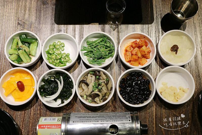 啾哇嘿喲南京復興韓式料理010