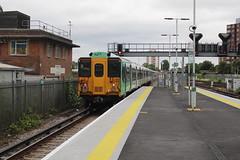 455808 (matty10120) Tags: train transport rail railway clas class 455 e east croydon