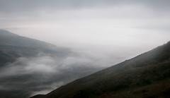 Loch Tay - Cloud Inversion (BroProStudios) Tags: mountains astrophotography landscape moon sun sky sunset sunrise morning scotland bluehour goldenhour loch lakes dramatic lochrannoch munros