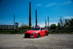 Nick-6 (ignantt) Tags: audi tt rs ttrs low lowered airlift airsuspension vossen vossens wheels stance stanced
