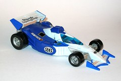 mirage transformers classics deluxe class 2006 hasbro k (tjparkside) Tags: mirage transformers classics deluxe class 2006 hasbro loose complete electro disruptor gun electrodisruptor autobot autobots car cars formula one 1 race fp racing 26 twenty six witwicky sparkplugs rub sign g1 g generation f1 f lithonian drivetrain sponsor sponsors generations rid robots disguise robotsindisguise
