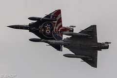 'Ramex Delta' - RIAT 2016 (harrison-green) Tags: raf usaf usafe lakenheath united states royal air force fighter jet stealth suffolk pl outdoor canon 700d sigma 18200mm riat international tattoo 2016 fairford shgp steven harrisongreen f35a lighting ii 2 f35 jsf joint strike f22 f22a raptor vehicle aircraft bae systems eurofighter typhoon fgr4 airplane airliner mirage 200 d n 2000n nuclear bomber cld war ramex delta french