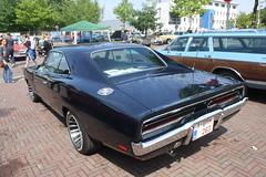 Dodge Charger 1969 (elbaracuda2002) Tags: moparnationalsherten06082016 mopar chrysler dodge plymouth imperial auto automotive oldtimer youngtimer motor charger 1969