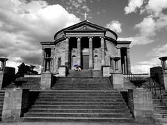 Wrttemberg Mausoleum (tikri1) Tags: mausoleum germany stuttgart rotenberg blackandwhite