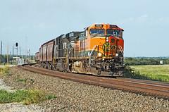 BNSF Ponder, TX (jtrainb) Tags: train transportation locomotive bnsf railway ponder texas