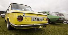 BMW 2002, Opel Ascona B - IMG_5114-e (Per Sistens) Tags: cars thamslpet thamslpet16 orkladal veteranbil veteran bmw 2002 opel ascona