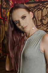 Samantha - DSC_0073 (John Hickey - fotosbyjohnh) Tags: 2016 august2016 modelshoot strobist woman lady femalemodel female person people meetup indoor flashphotography strobe beauty portrait nikon nikond5100