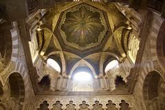 Mezquita de Crdoba (NataliaZapata) Tags: mezquita crdoba espaa dorado golden