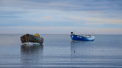 The Wy boats at Robyn-hood Bay (Noi Dennis-Photography) Tags: robyn hood bay