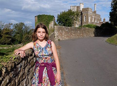 A day trip to Dover Castle with Phoebe (favmark1) Tags: dovercastle phoebe
