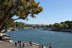The River Seine, Paris (Ronto) Tags: princesscruises caribbeanprincess paris france riverseine