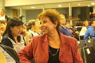 BPP Homenaje  a Gloria Palomino