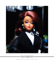 Le smoking (thitipatify) Tags: silkstone studio sweet barbie robertbest best fashion magazine gown glamour glam classic doll diorama model holidays dress hollywood toy royalty quality
