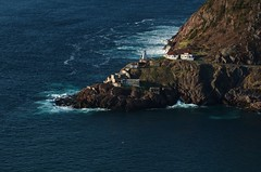 Fort Amherst (le Brooklands) Tags: d7000 fortamherst newfoundlandlabrador sigma70200mm stjohns waves
