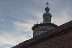 Saints Peter and Paul Cathedral of Kazan, Russia (Oleg.A) Tags: autumn orthodox sunset church street twilight cathedral city kazan russia evening tatarstan oldtown catedral town  respublikatatarstan ru