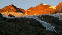 Alpenglow on the Cambrena Glacier - Graubnden - Switzerland (Felina Photography, next week Swiss Alps :-)) Tags: vadretdalcambrena cambrenagletscher ghiacciaio glacier gletsjer alpenglow alpenglhen felinafoto felinaphotography felina photographer photography fotografia fotografie fotografo fotografa tourism turismo toerisme turismus tourismus hiking hike tour trip adventure hotspot excursion escursione excursions escursioni excursie tocht uitje ausflug gita poster wallpaper switzerland suisse svizzera schweiz zwitserland alps alpi alpen mountain montagna montagne landscape landschap paysage paesaggio nature natura natuur     grigioni graubnden grisons grischun