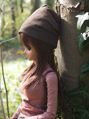 Woods (sh0pi) Tags: smart doll sd danny choo culture japan puppe 13 wald 2016 outside woods herbst autumn