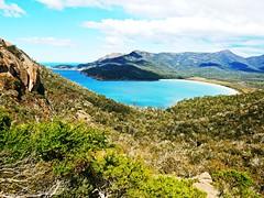 Wineglass bay - Tasmania - Australia (pacoalfonso) Tags: pacoalfonsocom travel australia tasmania landscape wineglass bay beach nature
